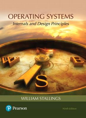 Operating Systems: Internals and Design Principles, 9/e (Hardcover)-cover