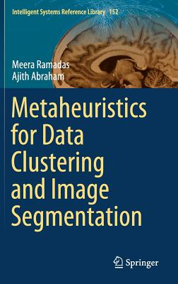 Metaheuristics for Data Clustering and Image Segmentation-cover