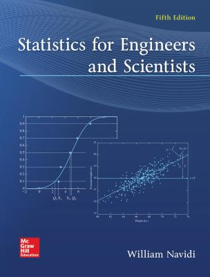 Loose Leaf for Statistics for Engineers and Scientists-cover