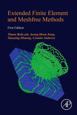 Extended Finite Element and Meshfree Methods-cover