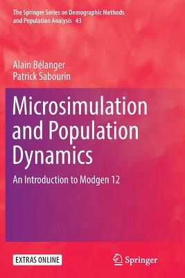 Microsimulation and Population Dynamics: An Introduction to Modgen 12-cover