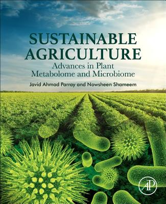 Sustainable Agriculture: Advances in Plant Metabolome and Microbiome-cover