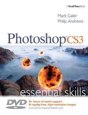 Photoshop Cs3 Essential Skills-cover