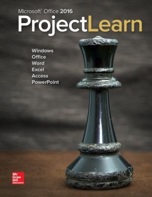Looseleaf for Microsoft Office 2016: Projectlearn