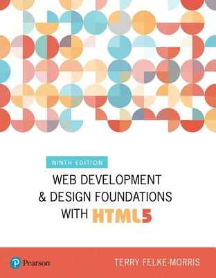 Web Development and Design Foundations with Html5-cover
