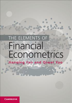 The Elements of Financial Econometrics-cover