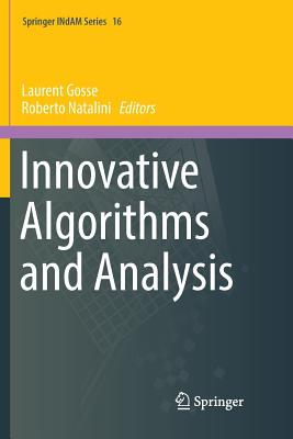 Innovative Algorithms and Analysis-cover