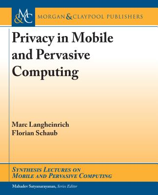 Privacy in Mobile and Pervasive Computing-cover