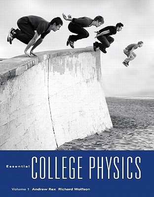 Essential College Physics, Volume 1, with Mastering Physics-cover