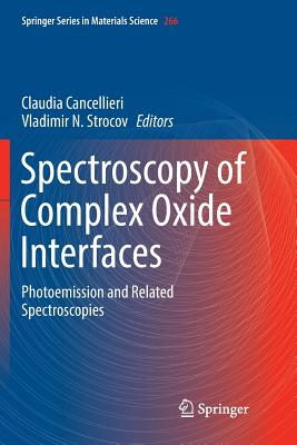 Spectroscopy of Complex Oxide Interfaces: Photoemission and Related Spectroscopies-cover