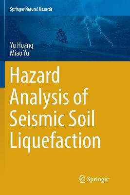 Hazard Analysis of Seismic Soil Liquefaction-cover