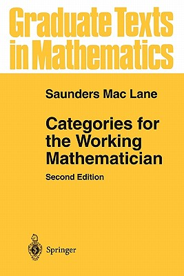 Categories for the Working Mathematician-cover