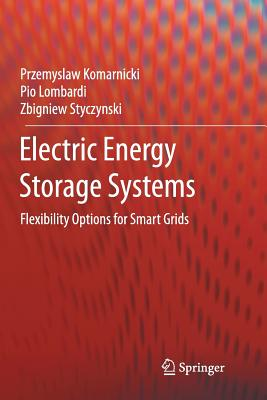 Electric Energy Storage Systems: Flexibility Options for Smart Grids-cover