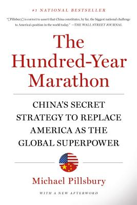 The Hundred-Year Marathon: China's Secret Strategy to Replace America as the Global Superpower-cover