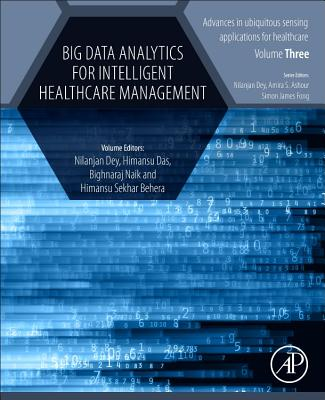 Big Data Analytics for Intelligent Healthcare Management-cover