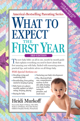 What to Expect the First Year-cover