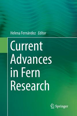 Current Advances in Fern Research-cover