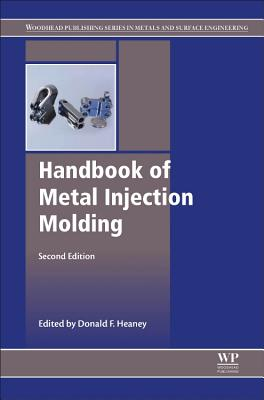 Handbook of Metal Injection Molding-cover