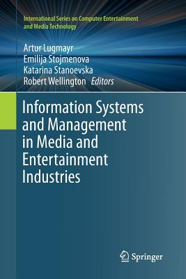 Information Systems and Management in Media and Entertainment Industries-cover