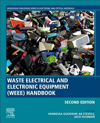 Waste Electrical and Electronic Equipment (Weee) Handbook-cover