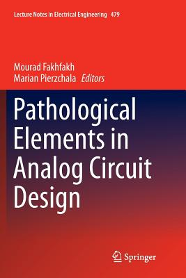 Pathological Elements in Analog Circuit Design-cover