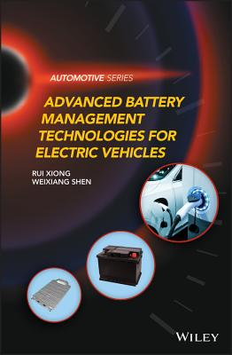 Advanced Battery Management Technologies for Electric Vehicles-cover