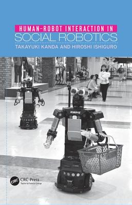 Human-Robot Interaction in Social Robotics-cover