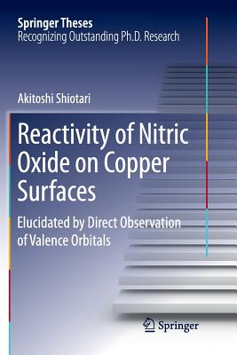 Reactivity of Nitric Oxide on Copper Surfaces: Elucidated by Direct Observation of Valence Orbitals-cover