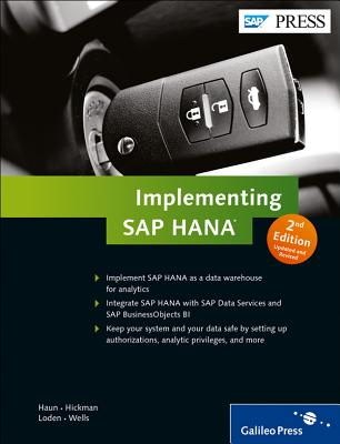 Implementing SAP Hana-cover