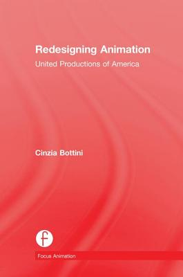 Redesigning Animation: United Productions of America-cover