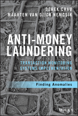 Anti-Money Laundering Transaction Monitoring Systems Implementation: Finding Anomalies-cover