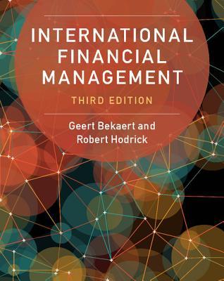 International Financial Management, 3/e (Hardcover)-cover