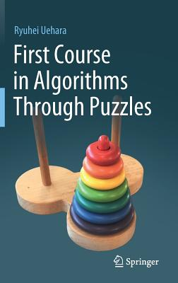 First Course in Algorithms Through Puzzles-cover