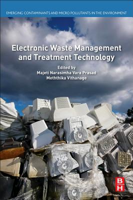 Electronic Waste Management and Treatment Technology-cover