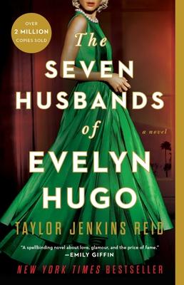 The Seven Husbands of Evelyn Hugo-cover