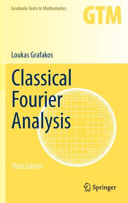 Classical Fourier Analysis-cover