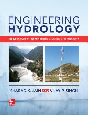 Engineering Hydrology: An Introduction to Processes, Analysis, and Modeling-cover