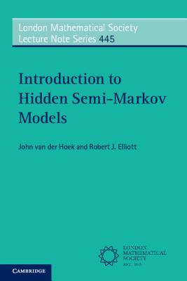 Introduction to Hidden Semi-Markov Models-cover