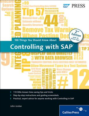Controlling with SAP: 100 Things You Should Know About...-cover