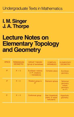 Lecture Notes on Elementary Topology and Geometry-cover