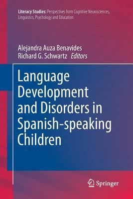 Language Development and Disorders in Spanish-Speaking Children-cover