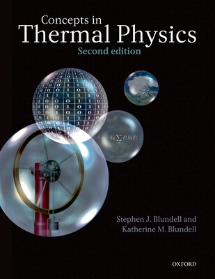 Concepts in Thermal Physics (Paperback)-cover
