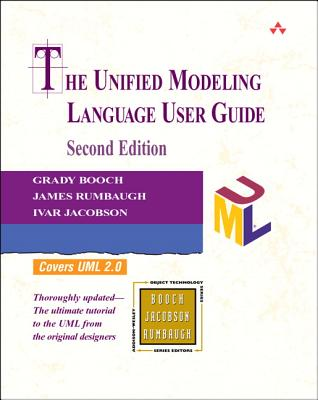 The Unified Modeling Language User Guide 2/e-cover