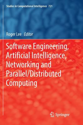 Software Engineering, Artificial Intelligence, Networking and Parallel/Distributed Computing-cover