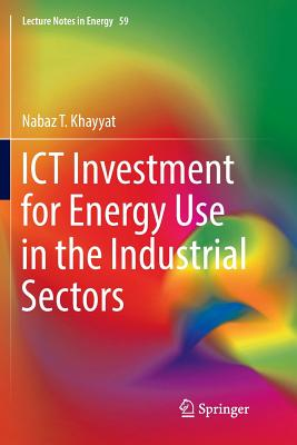 Ict Investment for Energy Use in the Industrial Sectors-cover