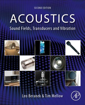 Acoustics: Sound Fields, Transducers and Vibration (English) 2nd 版本 -cover