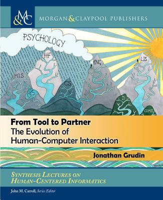 From Tool to Partner: The Evolution of Human-Computer Interaction-cover