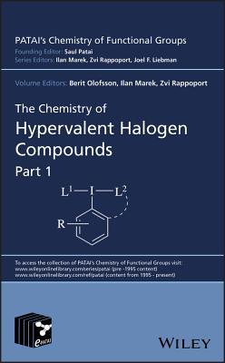 The Chemistry of Hypervalent Halogen Compounds-cover