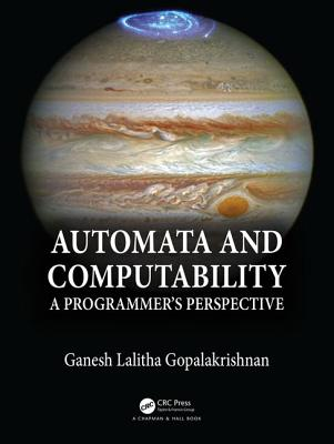 Automata and Computability: A Programmer's Perspective (Hardcover)-cover