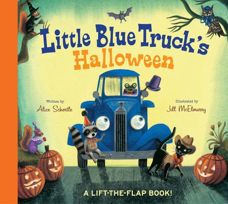 Little Blue Truck's Halloween-cover